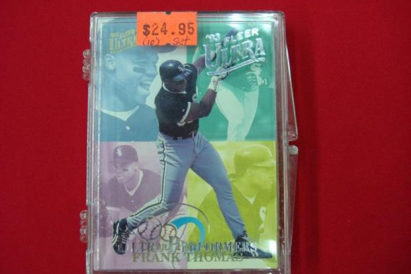 1993 Fleer Ultra Ultra Performers Comp 10 Card Mail In Set