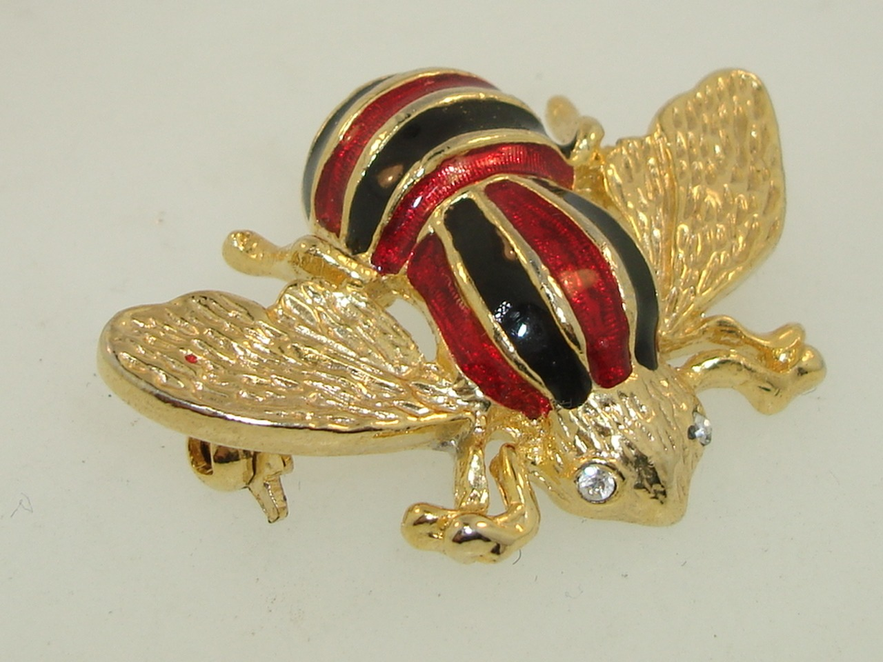 Vintage bee pin have